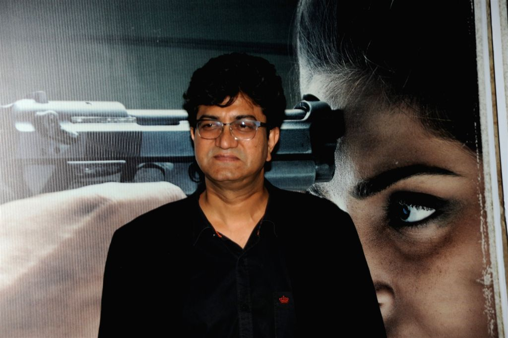 Prasoon Joshi. (Photo: IANS) - Prasoon Joshi