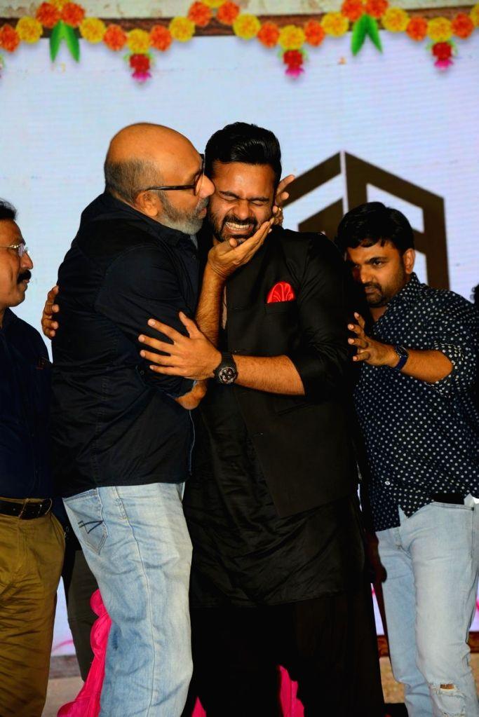 Prathi Roju Pandaga Roje Pre Release.