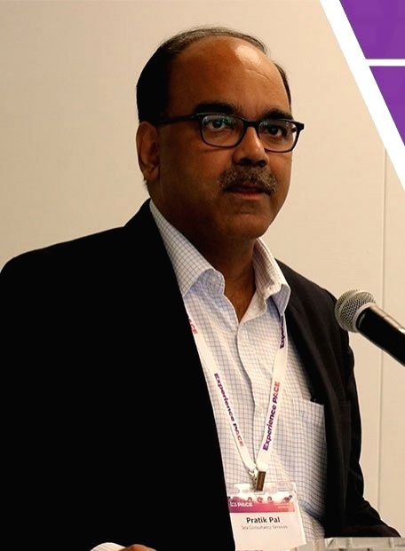 Pratik Pal, CEO of Tata Digital. (Credit : Twitter)