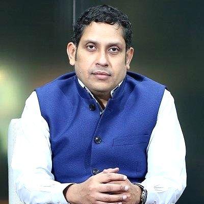 Praveen Chakravarty. (Photo: Twitter/@pravchak)