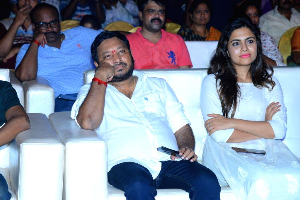 Pre release event stills of Telugu movie 'Love You Movie'.