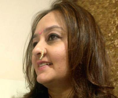 Preeti Sharma Menon. (Photo: Twitter/@PreetiSMenon) - Preeti Sharma Menon
