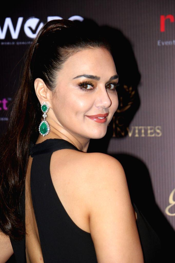 Preity Zinta says flying during the pandemic feels strange - Preity Zinta