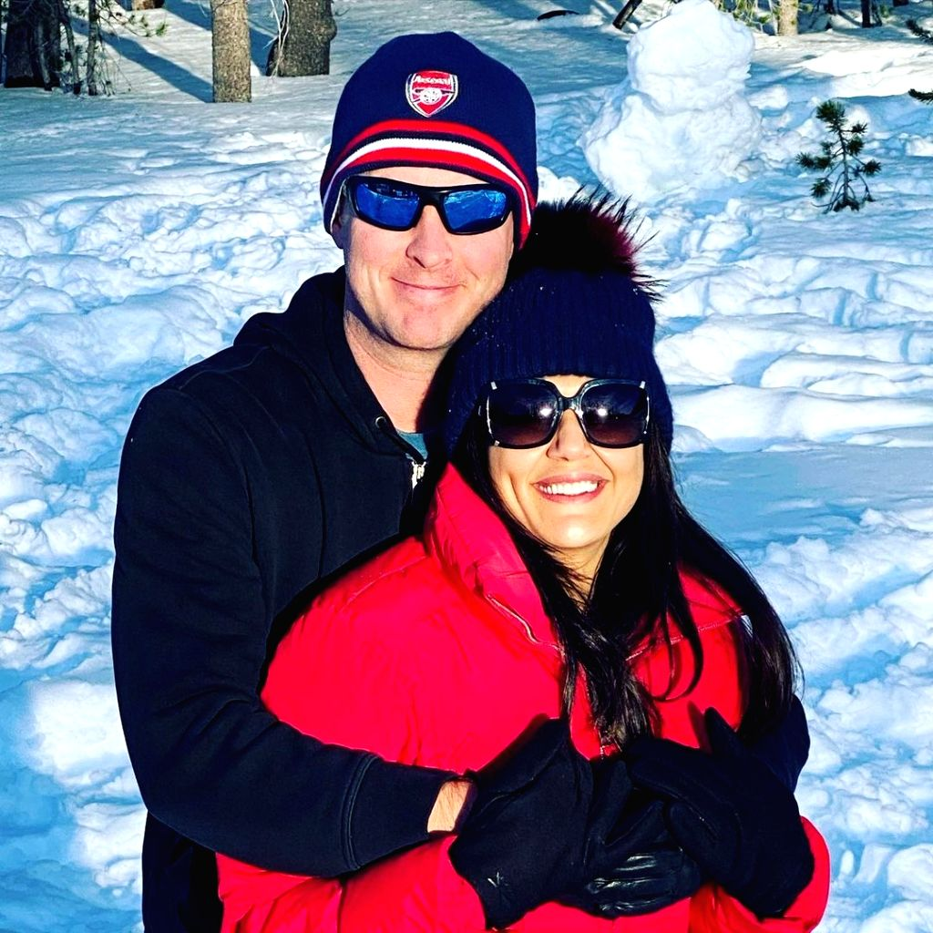 Preity Zinta vacays with hubby, sun, snow and smiles. - Preity Zinta