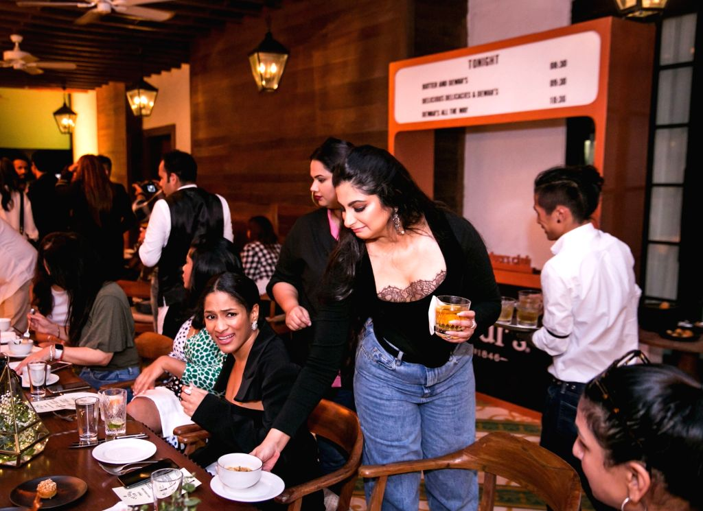 Premium scotch brand Dewars is offering unique gastronomical experiences pairing food and double-aged scotch at its newly launched The Doers Club across the country. The experience will curated together by a chef and a celebrity, who has a keen inter