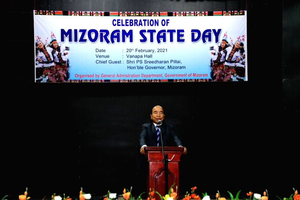 President, PM greets people of Arunachal, Mizoram on statehood day