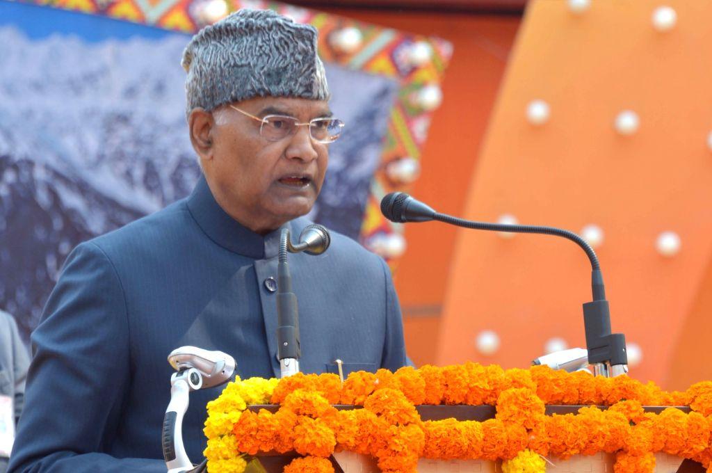 President Ram Nath Kovind - Nath Kovind