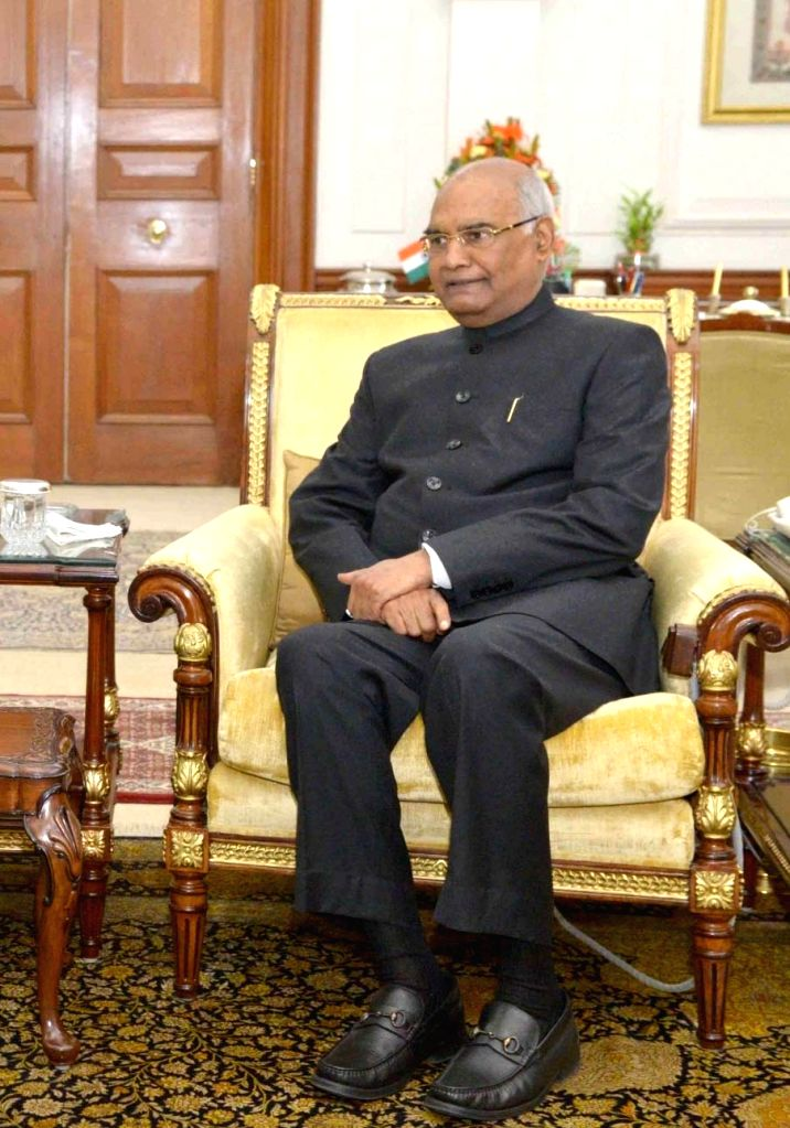 President Ram Nath Kovind. (File Photo: IANS) - Nath Kovind