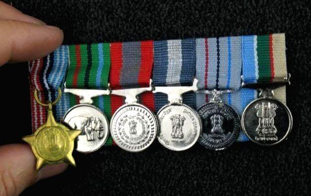President's medal stories