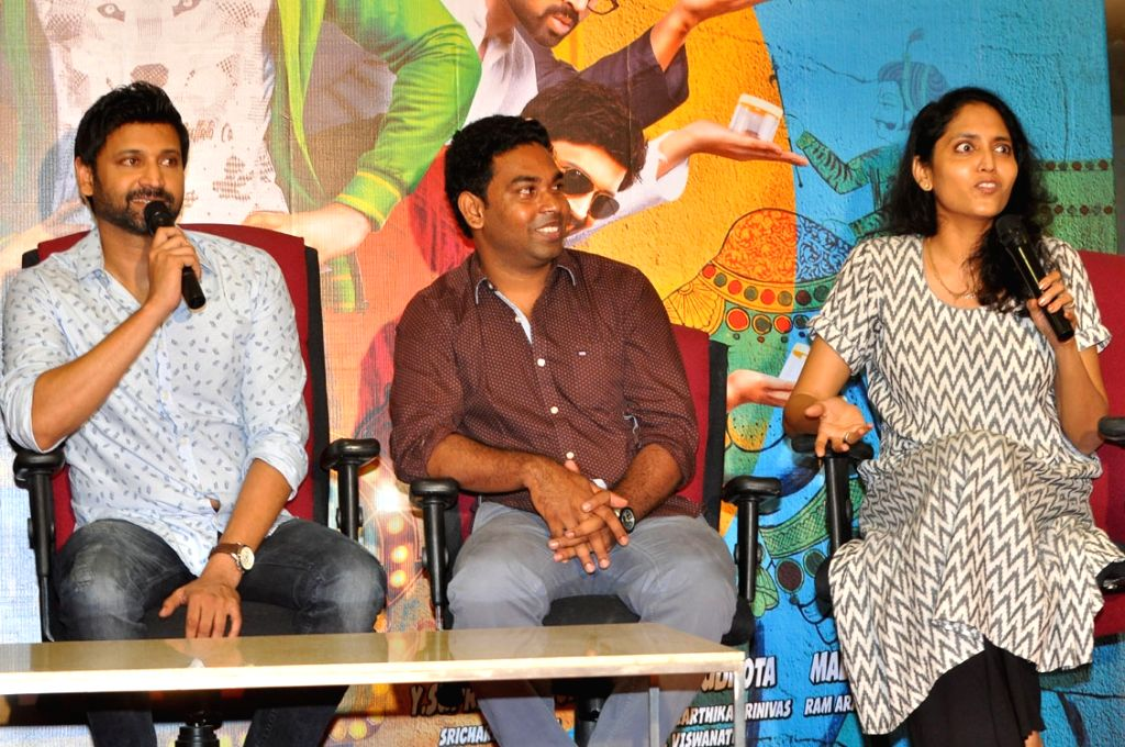 Press meet of film Naruda Donoruda.