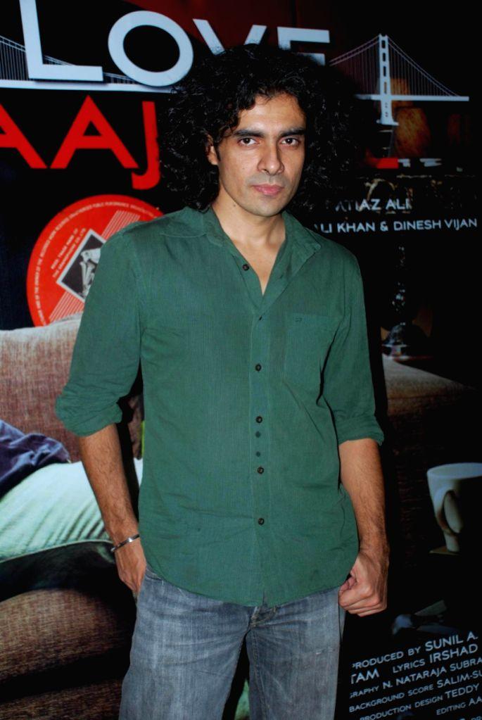 "Press meet of movie ""Love Aaj Kal"" at PVR, in Mumbai."