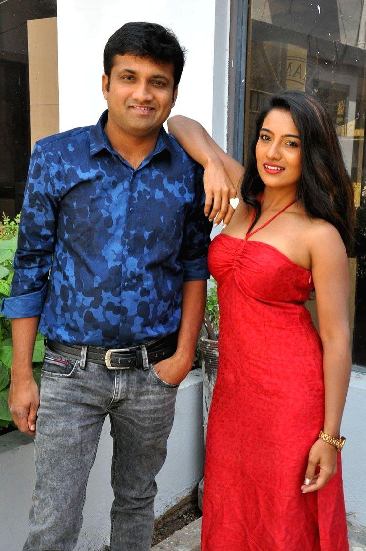 Press meet of Telugu film Katrina Karina Madhyalo.
