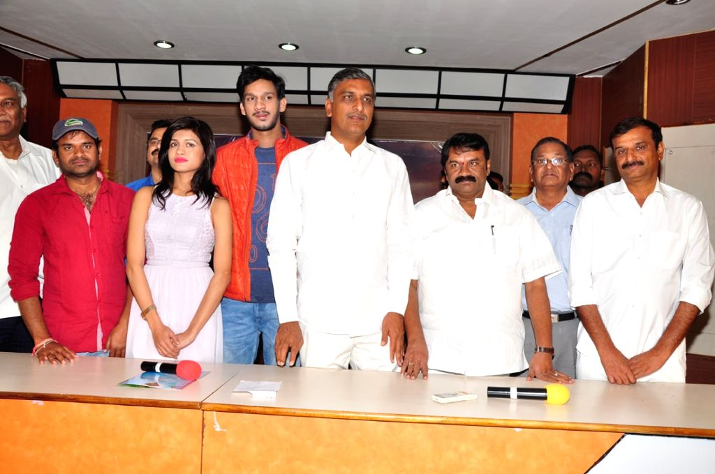 Press meet of Telugu film `Kotta Kottaga Unnadi`