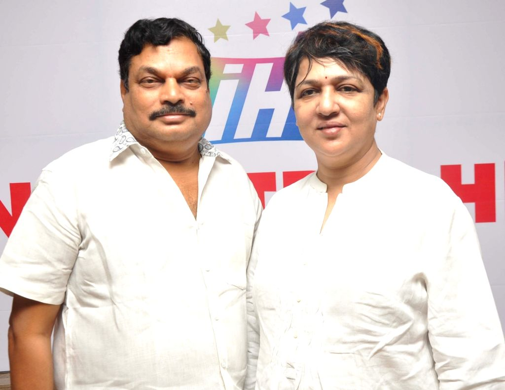 Press meet of Telugu film `Vaisakam`