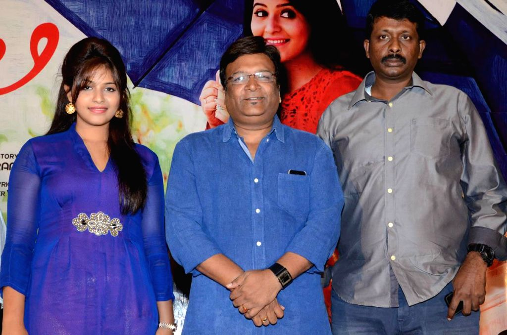 Press meeting of telugu movie Geetanjali.