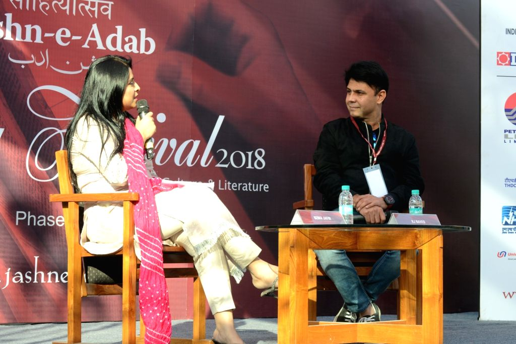 Previous editions of poetry festivals by Jashn-e-Adab. (Photo Source: Jashn-e-Adab)