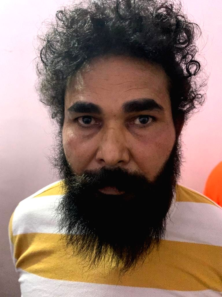 Prime accused Ranjit Singh in terror funding module busted. - Ranjit Singh