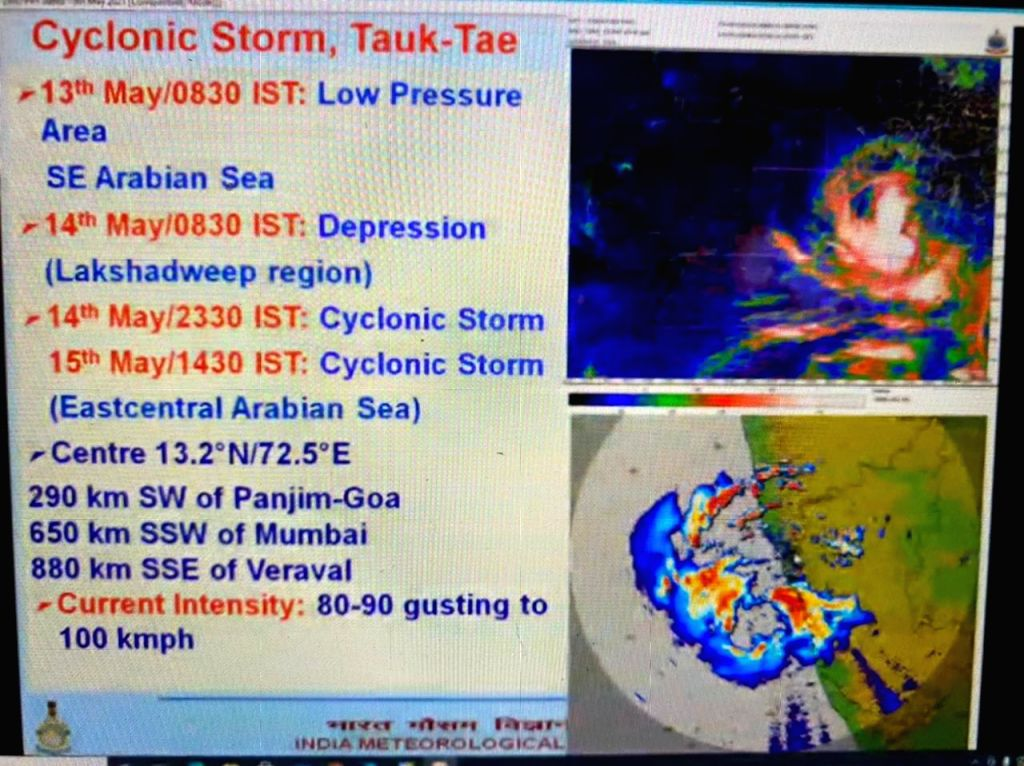 Prime Minister holds high level meeting to review preparedness on Cyclone 'Tauktae