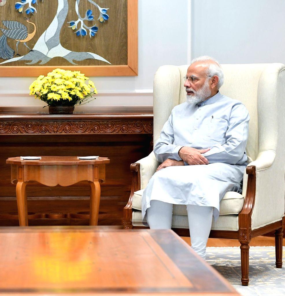 Prime Minister Narendra Modi. - Narendra Modi