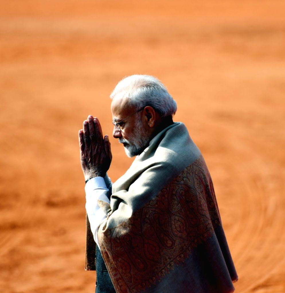Prime Minister Narendra Modi - Narendra Modi