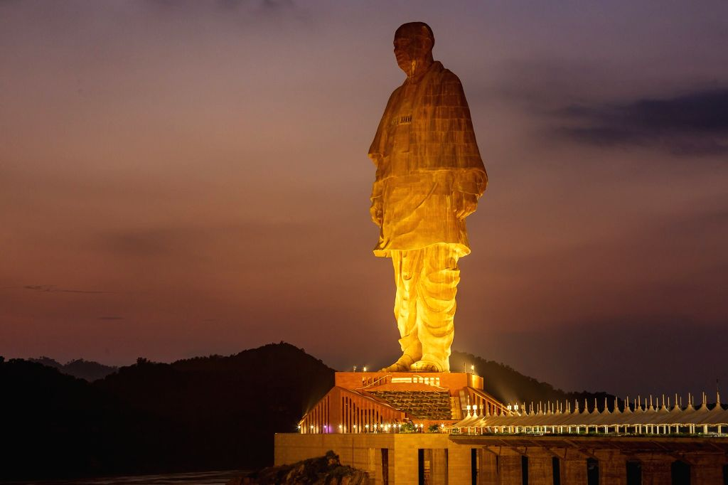 Prime Minister Narendra Modi on Sunday flagged off eight trains connecting major destinations in various states of the country with the Statue of Unity in Gujarat's Kevadiya, via video-conferencing. ... - Narendra Modi