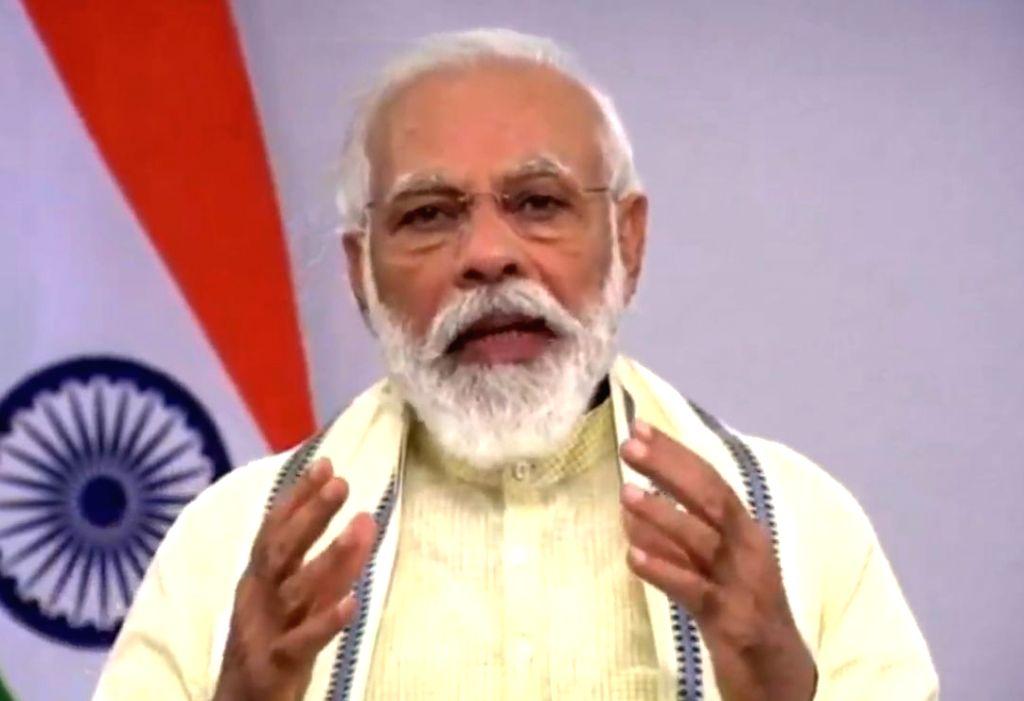 Prime Minister Narendra Modi . (Photo: IANS) - Narendra Modi