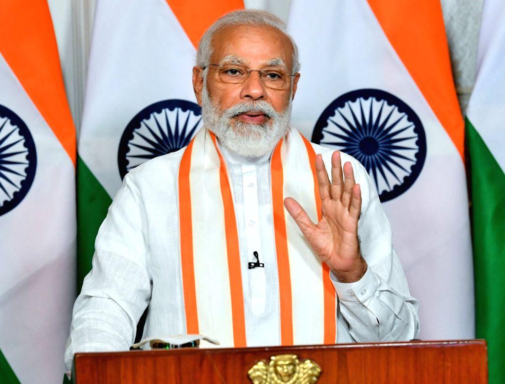 Prime Minister Narendra Modi . (Photo: IANS/PIB) - Narendra Modi