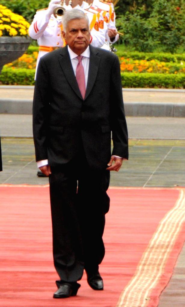 Prime Minister of Sri Lanka Ranil Wickremesinghe. (File Photo: IANS)