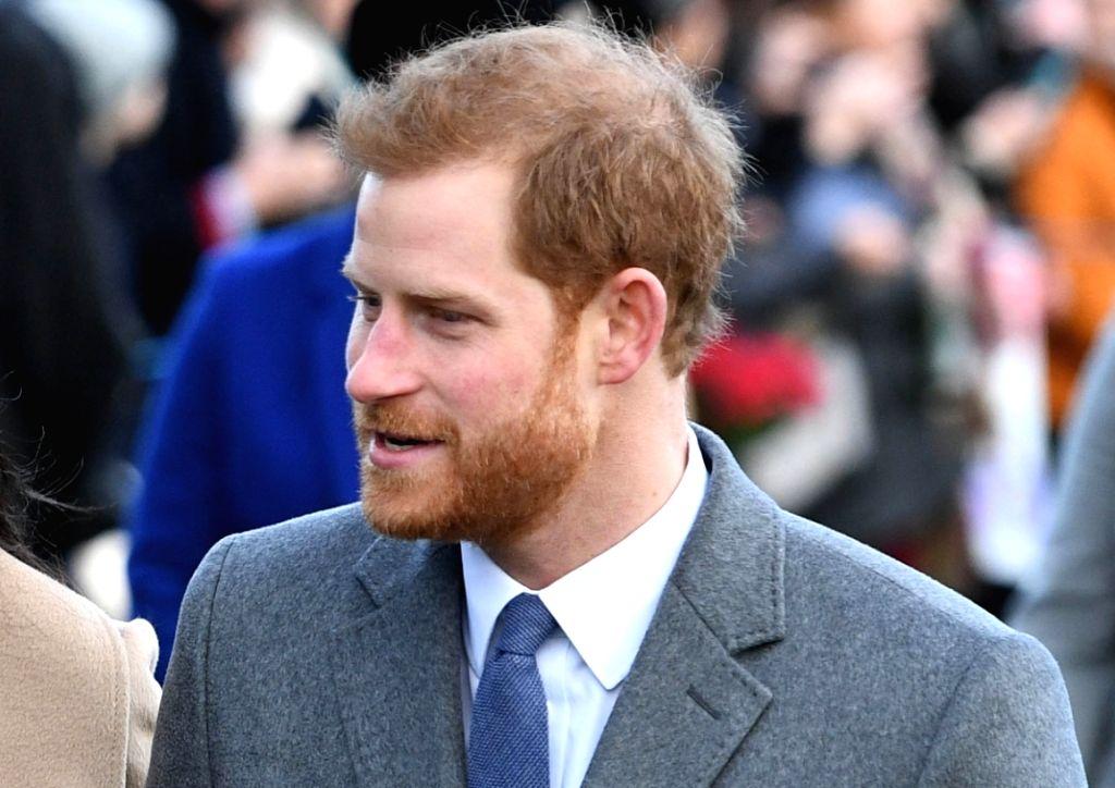 Prince Harry. (Photo: IANS)