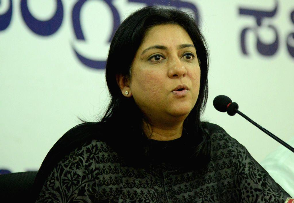 Priya Dutt. (Photo: IANS) - Priya Dutt
