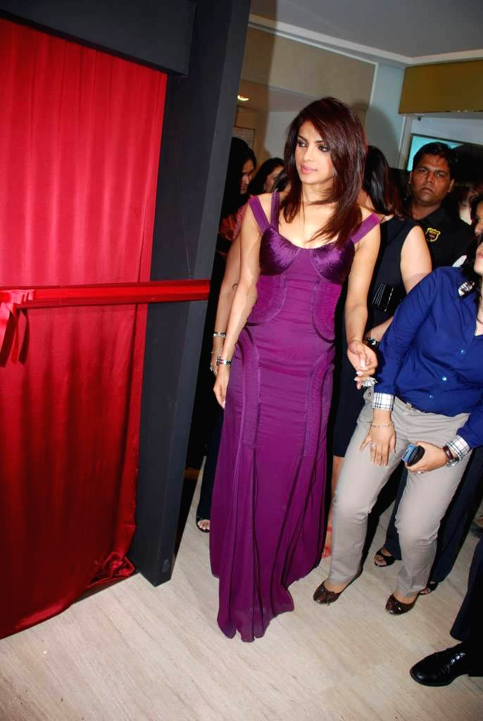 Priyanka Chopra at the L'Officiel magazine launch at Trident, Mumbai.