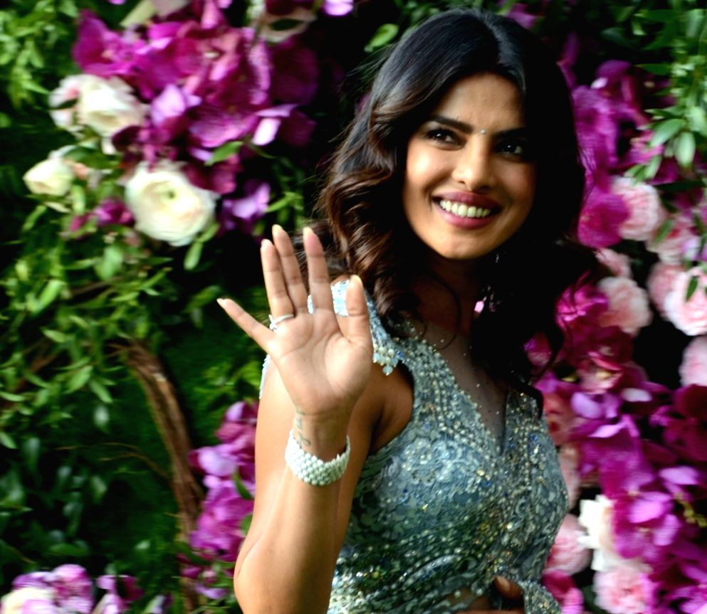Priyanka Chopra. (File Photo: IANS) - Priyanka Chopra