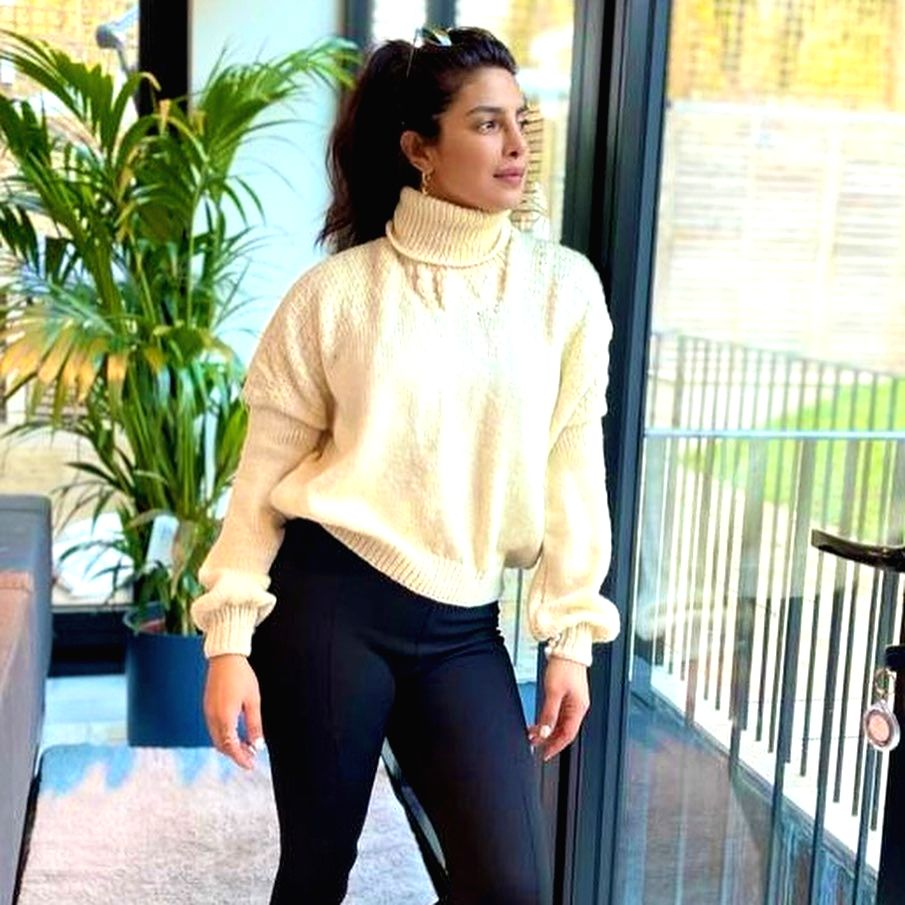 Priyanka Chopra: My family is my greatest blessing. (Credit: Instagram) - Priyanka Chopra