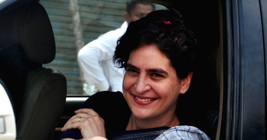 Priyanka Gandhi. (File Photo: IANS) - Priyanka Gandhi