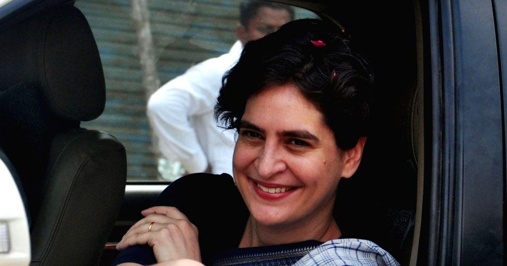 Priyanka Gandhi. (File Photo: IANS) - Priyanka Gandhi