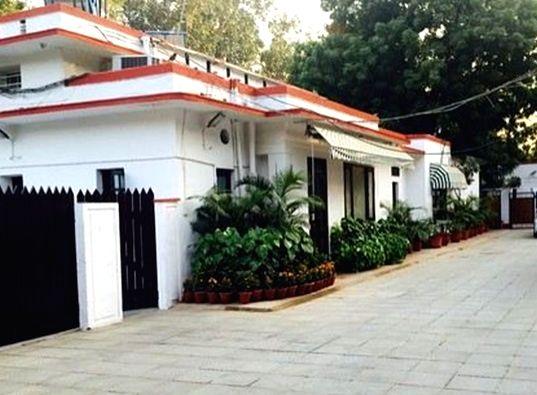Priyanka Gandhi Vadra's bungalow in Lutyens' Delhi - Priyanka Gandhi Vadr