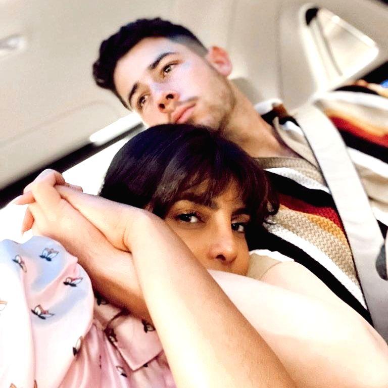 Priyanka to Nick Jonas: My forever guy.