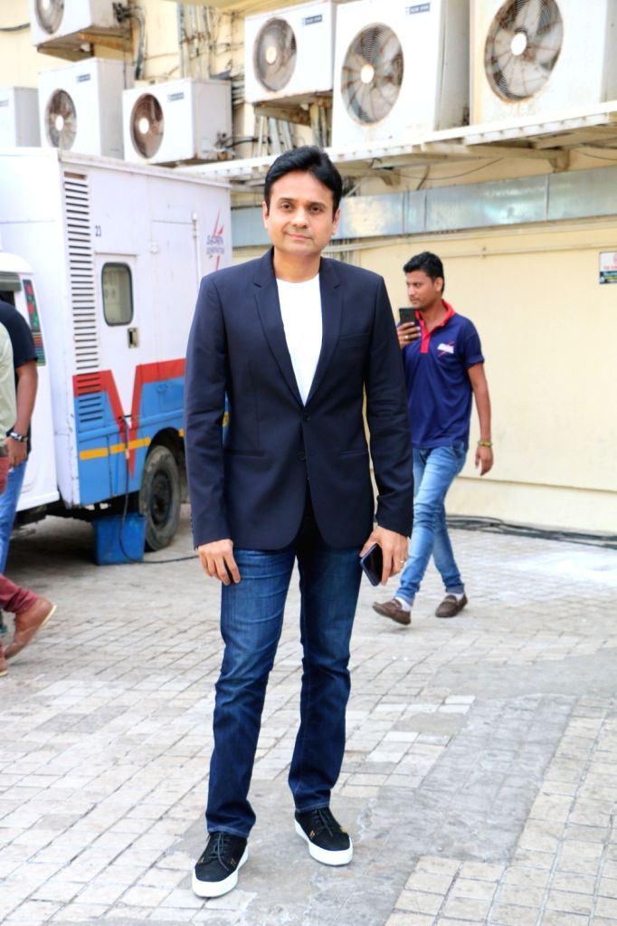 "Producer Apoorva Mehta at the trailer launch of his upcoming film ""Student of the Year 2"" in Mumbai, on April 12, 2019. - Apoorva Mehta"