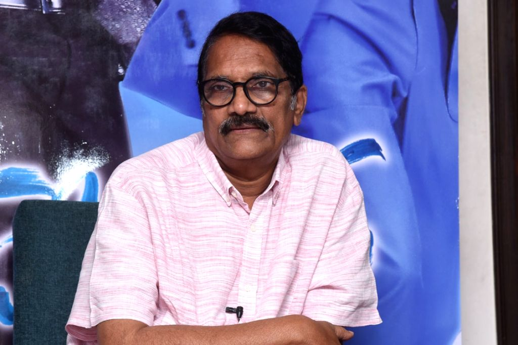 Producer Aswani Dutt during a interview in Hyderabad. - Aswani Dutt