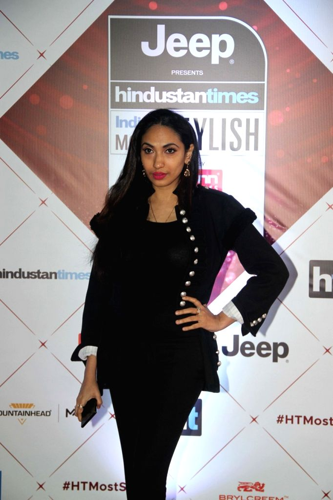 "Producer Prerna Arora at the red carpet of ""HT India's Most Stylish Awards"" in Mumbai on Jan 24, 2018. - Prerna Arora"