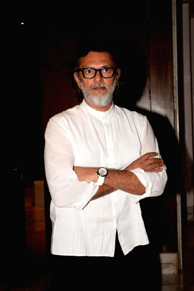 "Producer Rakesh Omprakash Mehra during a media interaction to promote his upcoming film ""Fanney Khan"" in Mumbai on July 31, 2018. - Fanney Khan"
