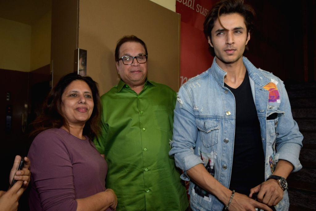 Producer Ramesh Taurani seen at Juhu, in Mumbai on Jan 10, 2020.