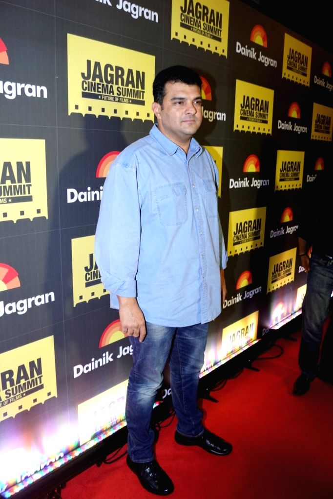 "Producer Siddharth Roy Kapur during the ""Jagran Cinema Host Summit"" to Discuss Future of Film in Mumbai on Sept 15, 2017. - Siddharth Roy Kapur"