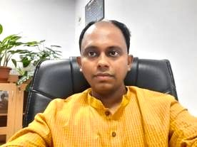 Prof Kanishka Biswas ( Credit : PIB)