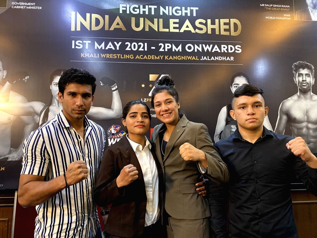 Professional boxing to get a pro touch for the first time with ???India Unleashed-Fight Night???