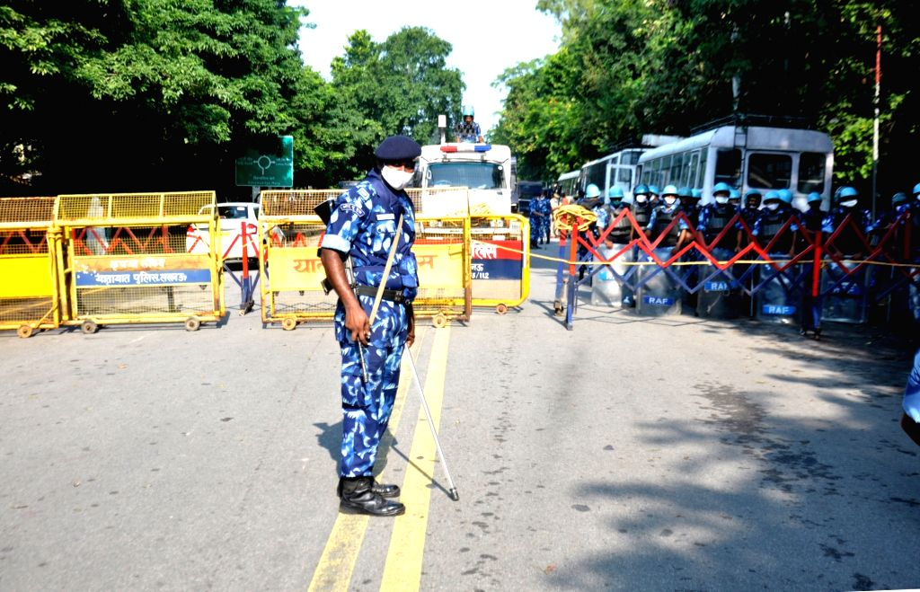 Prohibitory orders extended in Lucknow till Nov 8