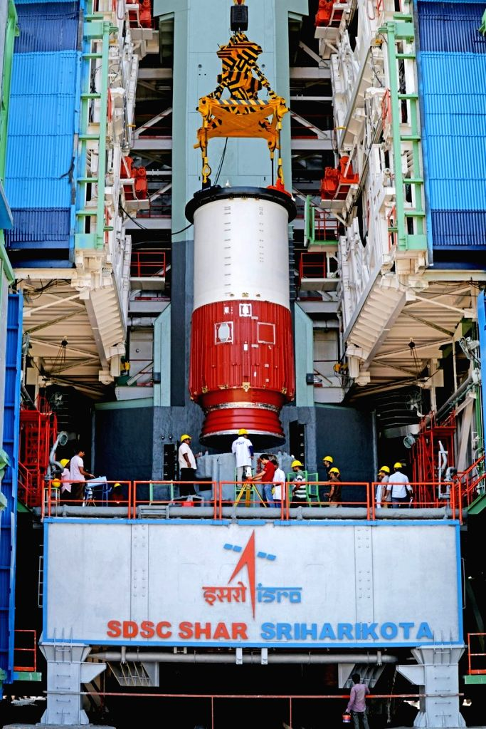 PSLV-C46 is set to launch RISAT-2B from Satish Dhawan Space Centre on 22nd May, 2019; in Sriharikota on May 11, 2019.
