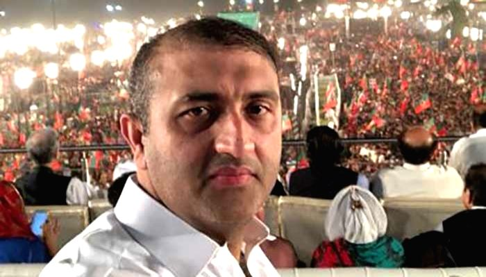 PTI member Mian Akram Usman.