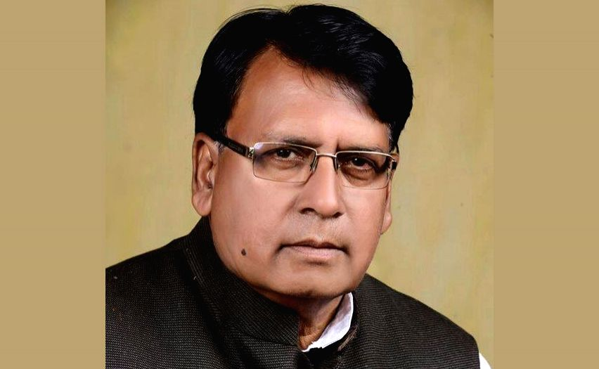 Public Relations Minister P.C. Sharma. - P. and C. Sharma