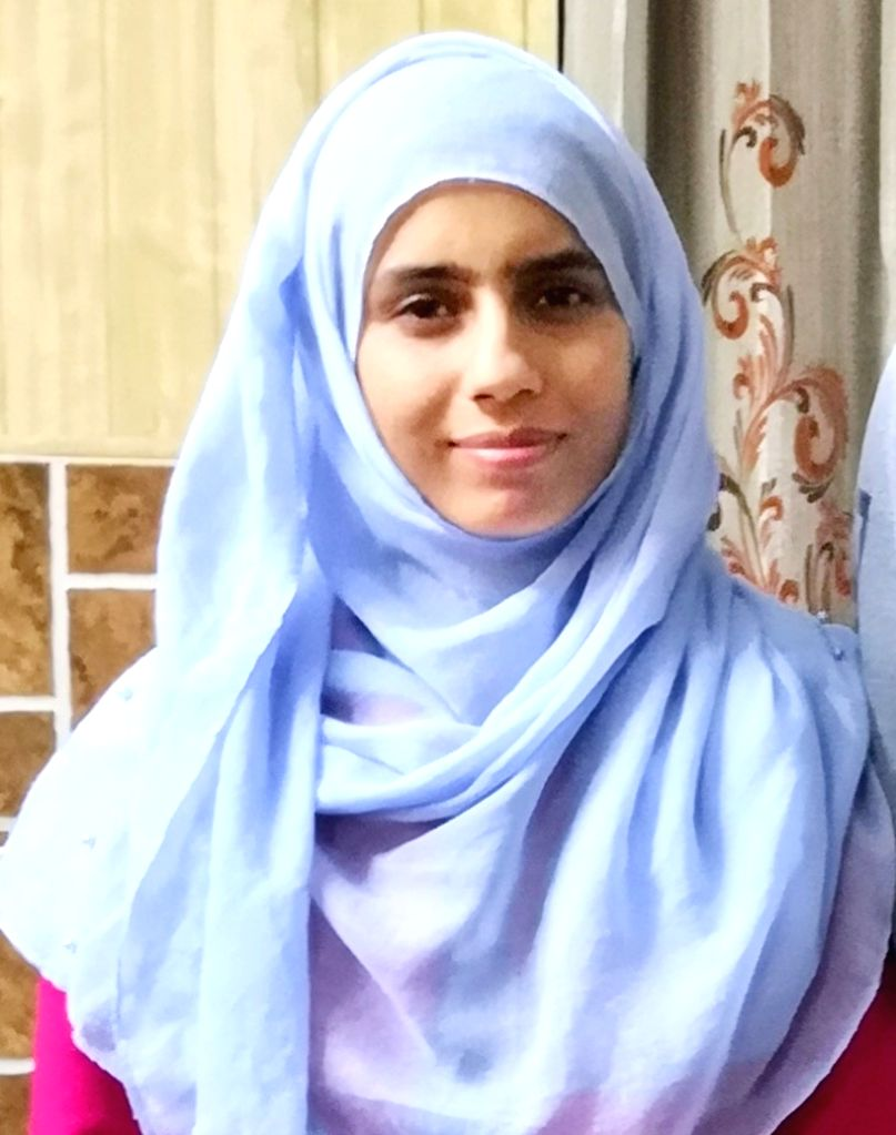 Pulwama: Rehana Bashir from Salwah Village in Jammu and Kashmir's Poonch District, became the first Gujjar woman to crack the Civil Services Examination (CSE) held by the Union Public Service Commission (UPSC) last year, scoring 187th rank